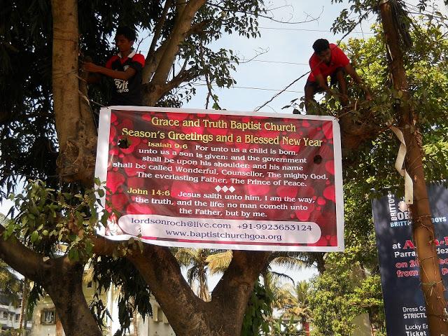 Gospel Banners 2012