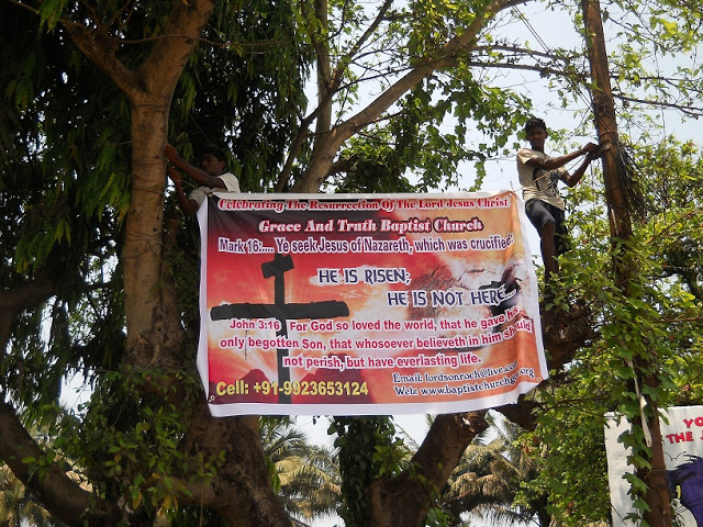 Banners for the Lord