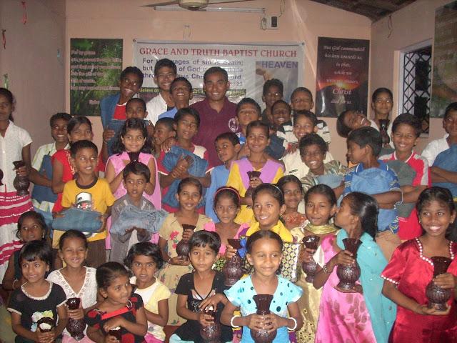 Slum Children's Ministry