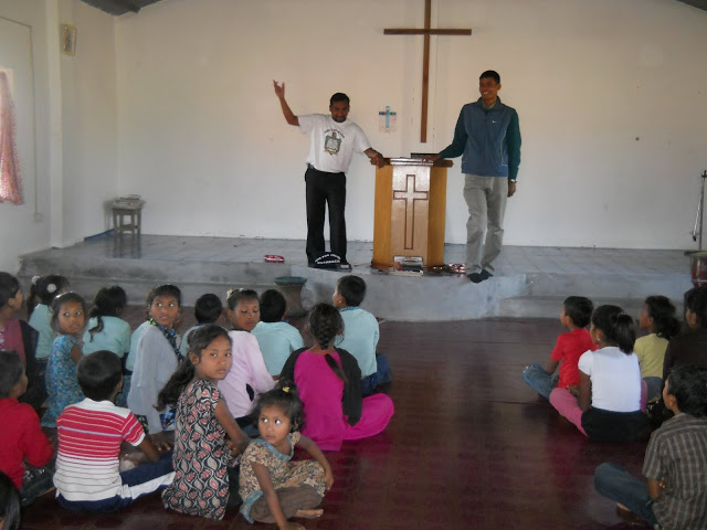 Missions Outreach – Nepal