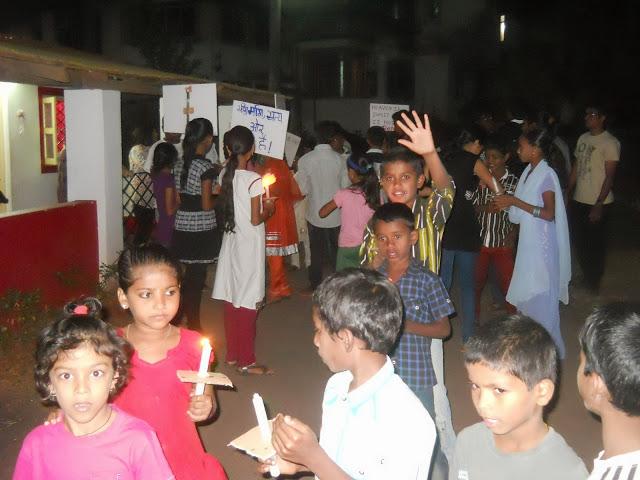 Slum Ministry and Bible Distribution