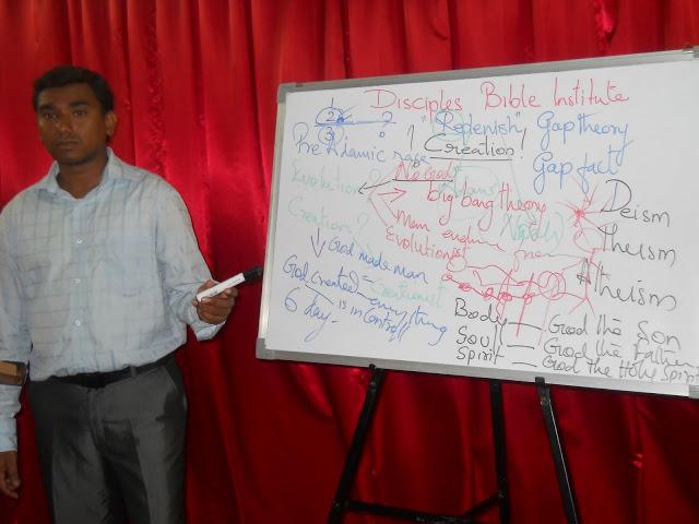 Disciples Bible Institute II