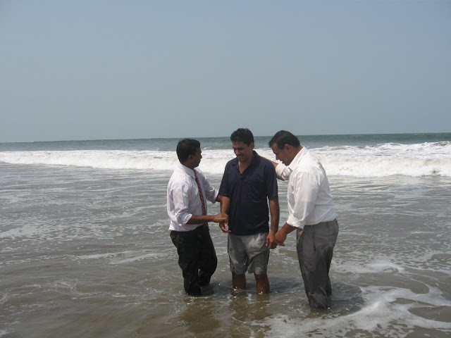 Baptism in Goa